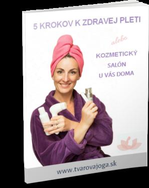 5 krokov kzdravej pleti alebo kozmeticky salon uvas doma